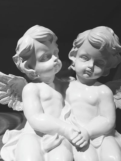 Angel Statue Marbre Ivoire Luxury Sweet B&w Blackandwhite God Paradise Sweetness Love Decoration Check This Out Hanging Out Taking Photos That's Me Hello World Cheese! Relaxing Enjoying Life Marseille Europe Trip France 🇫🇷 Europe