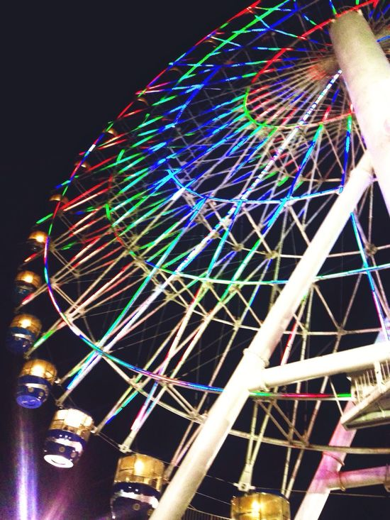 Star City Ferris Wheel Hanging Out First Eyeem Photo
