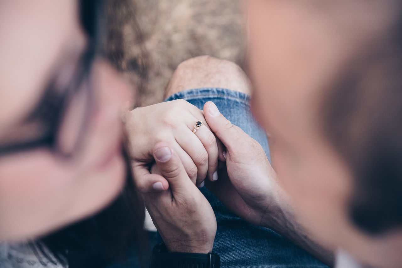 Two People Togetherness Heterosexual Couple Holding Hands Love Human Hand Couple - Relationship People Close-up EyeEm Eyestoriestudio Sound Of Life The Portraitist - 2017 EyeEm Awards Popular Wedding Wedding Photography Happiness Weddinginspiration Ring