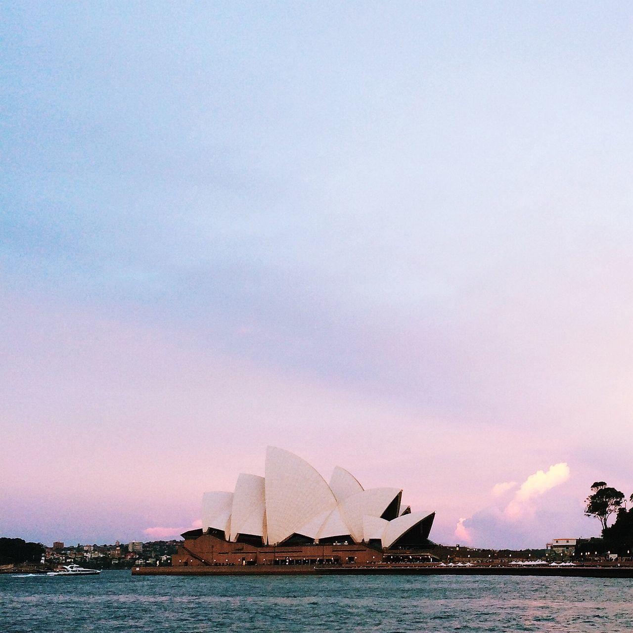 Sydney Opera House. VSCO Dusk Sydney Opera House Sydney