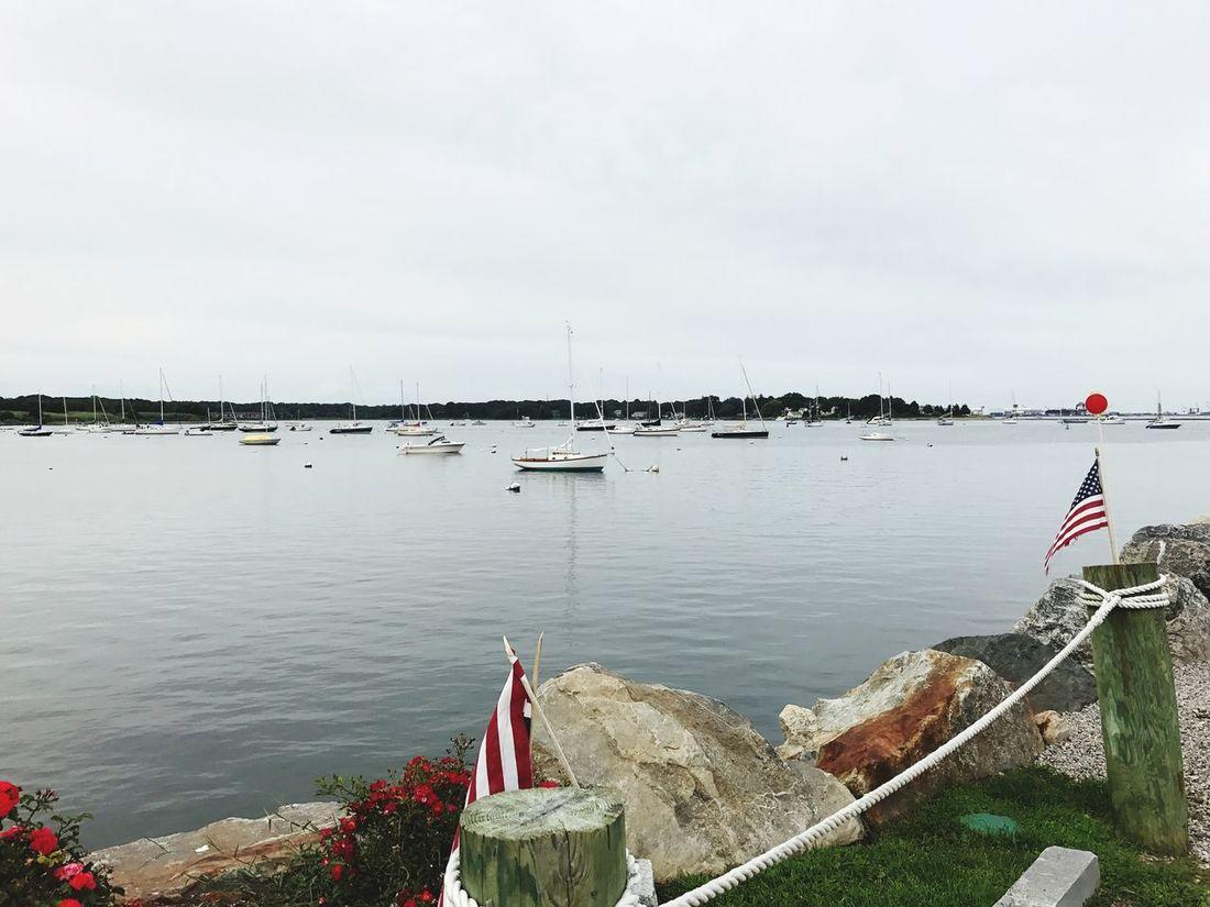 Summer Sailing first eyeem photo Rhode Island Ships Ships On The Water Summertime Jazz Festival