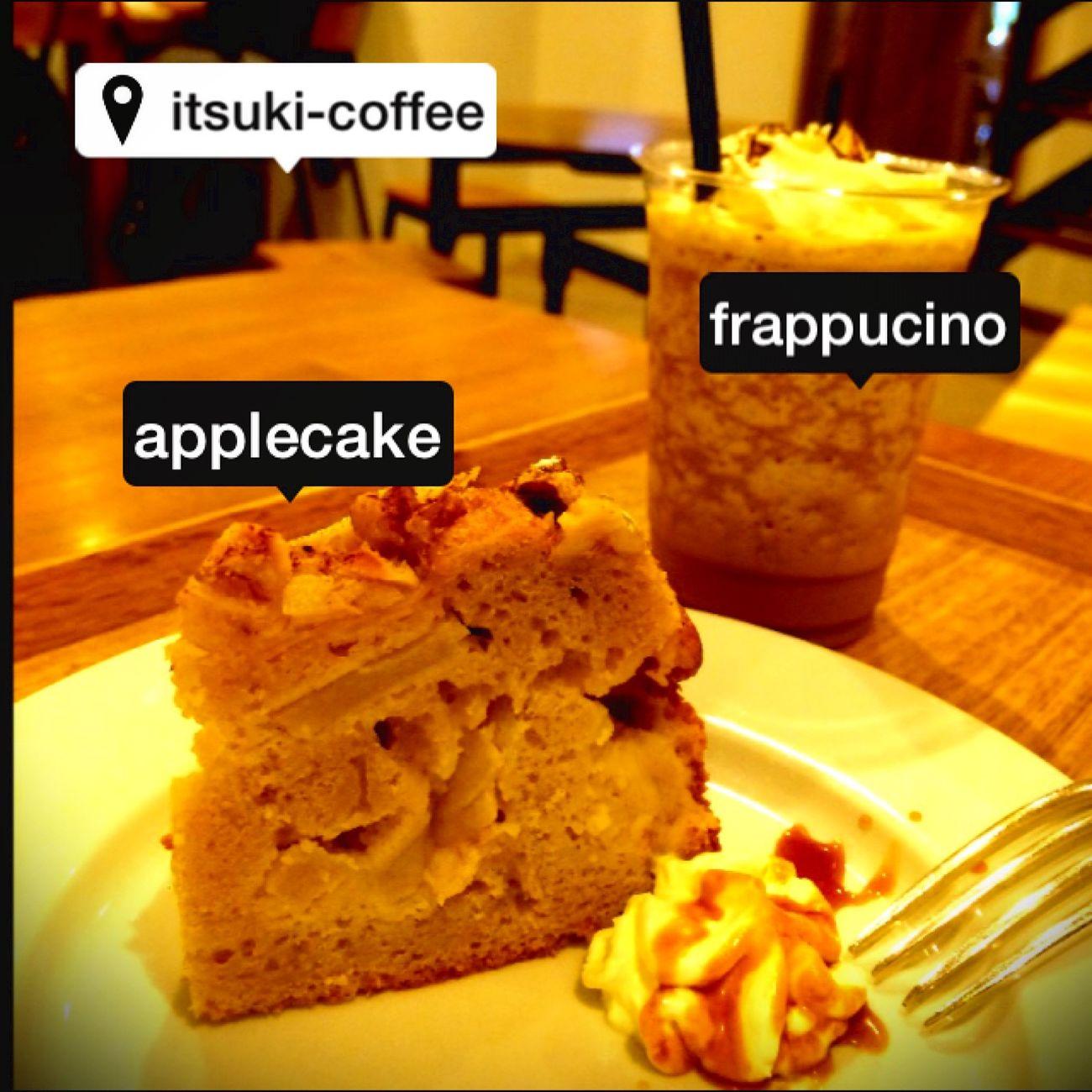 Cafe Cake Frappucino Cafe Time 宮島人気カフェ伊都岐珈琲