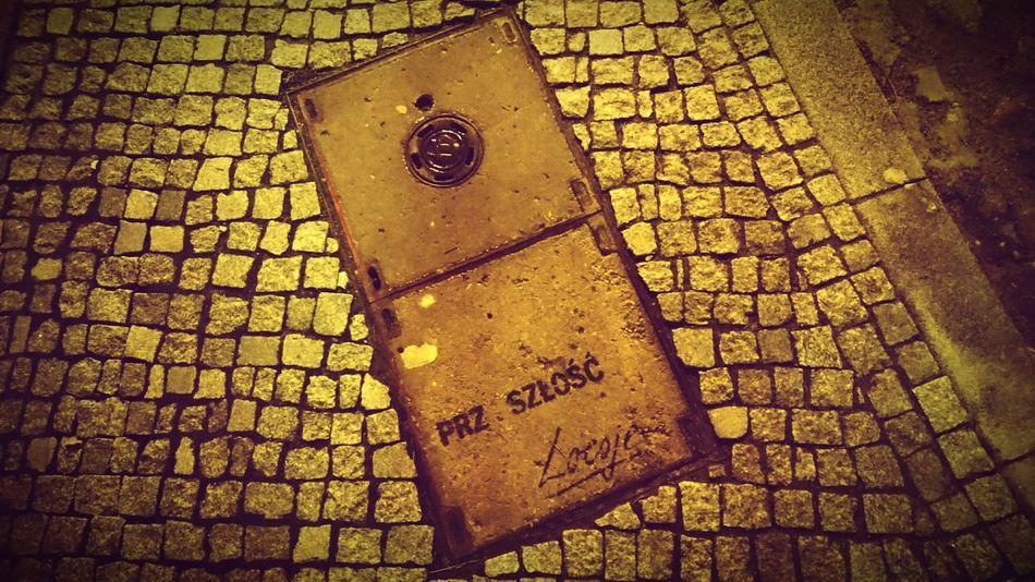 Pavement No People Outdoors Pattern Pavement Patterns Future Past KAZIMIERZ DOLNY Poland