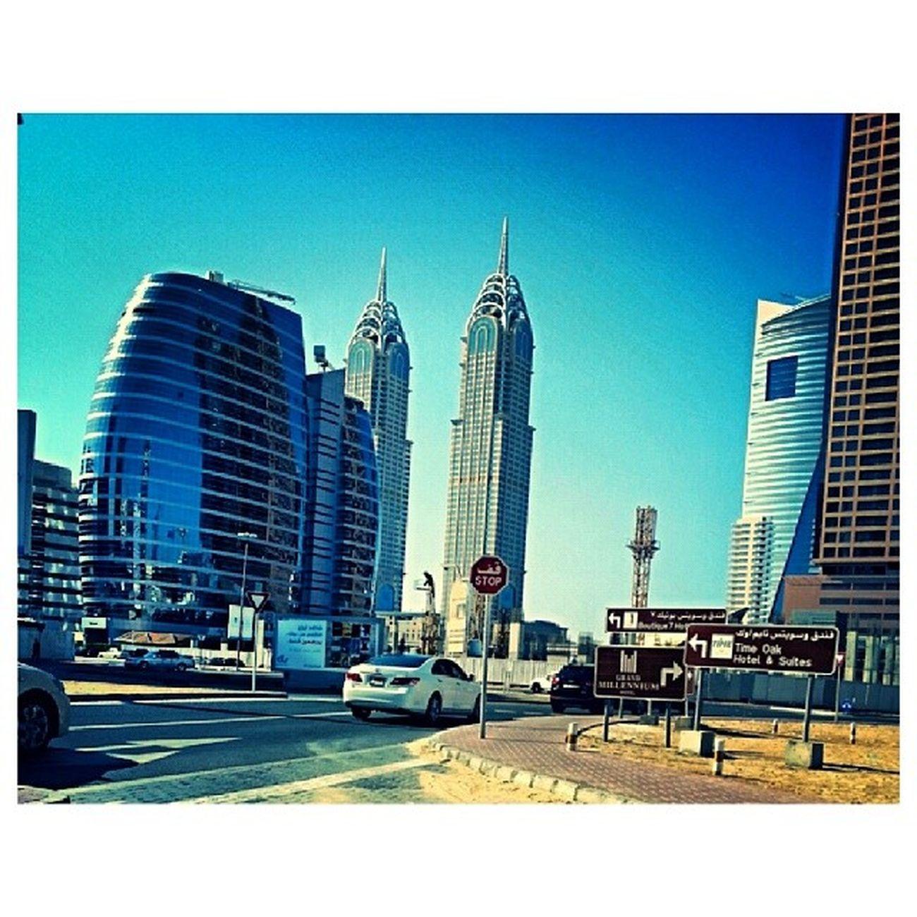 Tecom!! Tecom Dubaiinternetcity Twintowers Dubai uae middleeast expo2020dubaiUAE