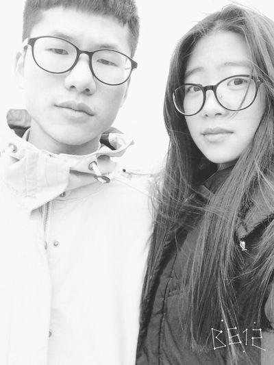 with me boy friend Enjoying Life First Eyeem Photo