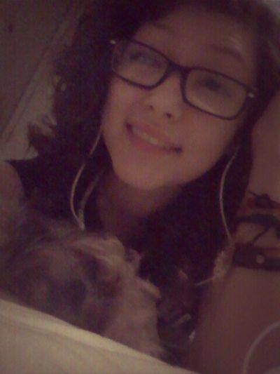 With My Lazy Dog <3