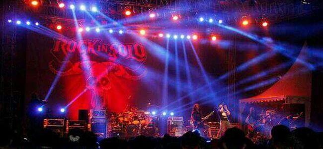 Rock In Solo RIS2013 Rockinsolo Rockfest INDONESIA