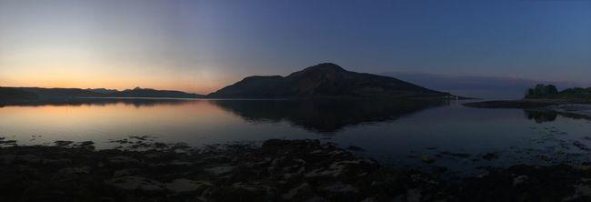 Isle Of Arran  Sunset Beach Beach Photography Panoramic Panoramic Photography Holy Isle Arran  Scotland