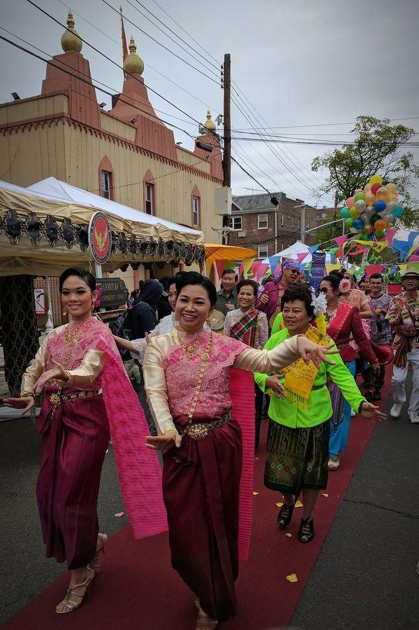 Songkran 2017 Thailand Culture Thaitown Queens town New York Thai tradition