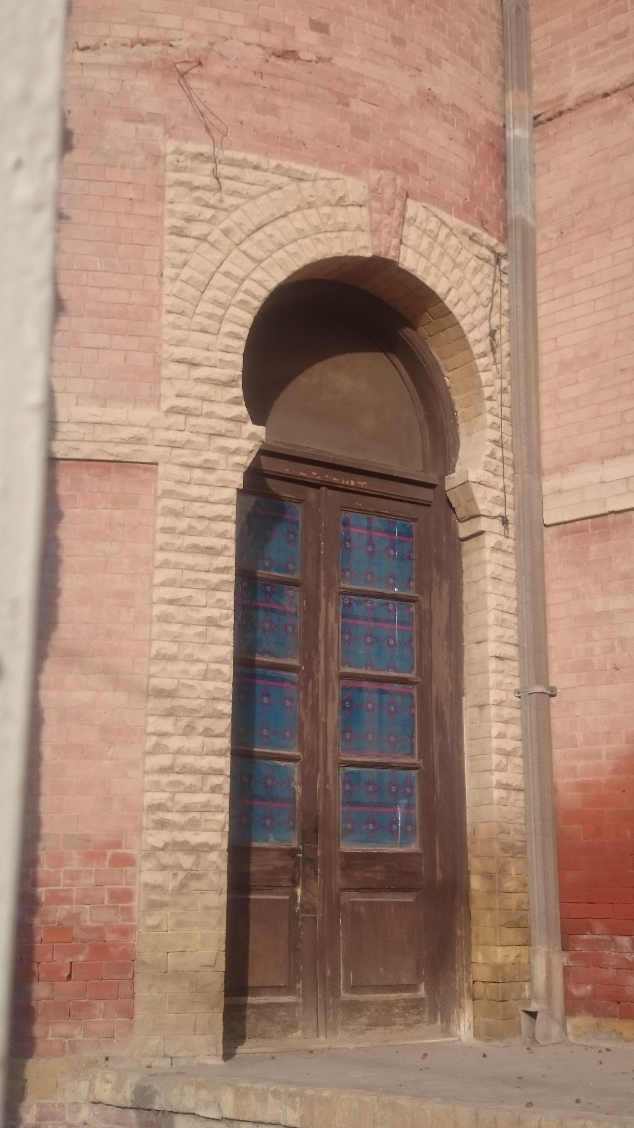 Architecture Building Exterior Built Structure Window No People Day Outdoors Arch Close-up Comarca Lagunera San Pedro De Las Colonias, Coah. Architecture Bazaar Arab Architecture In Mexico Arabic Architecture