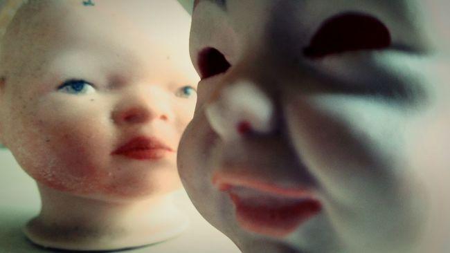 Creepy DollPhotography Dollparts HoustonTX