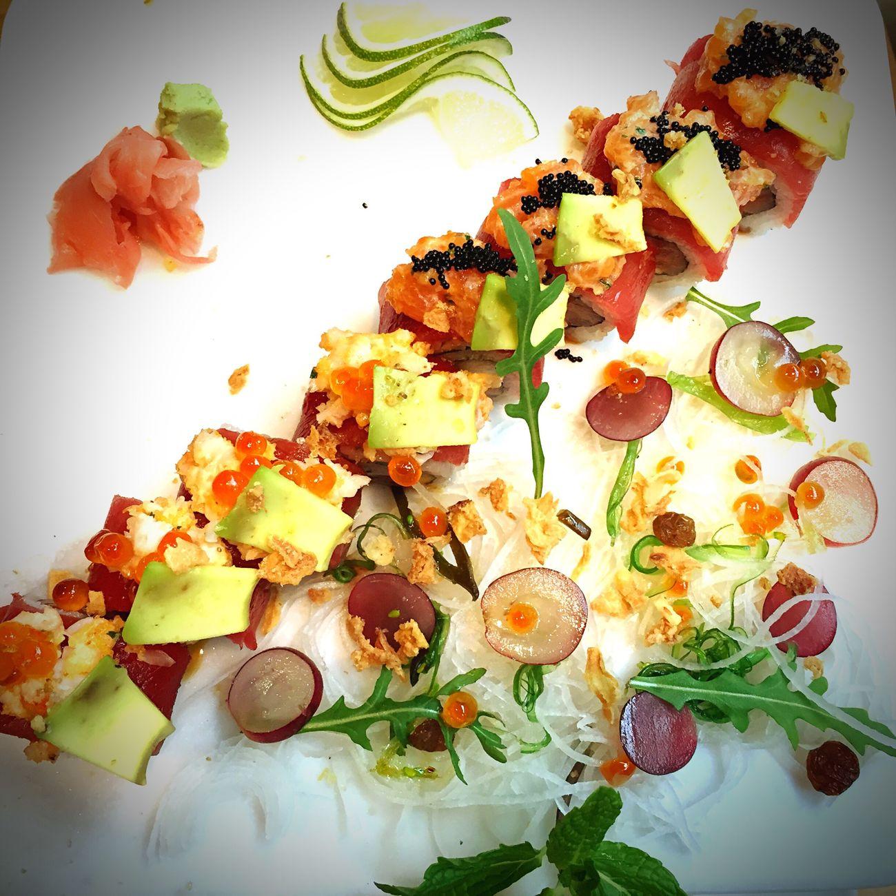 Sushi Lover Amoreiras Sushicafe Grande Vida
