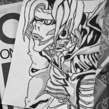 Death Note Drawing Manga Manga: Fan Art