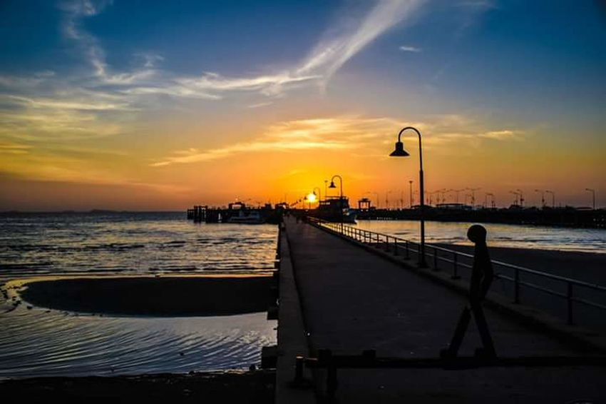 Samui Thailand Sea And Sky Sea Sky And Clouds Sunset First Eyeem Photo Samui Thailand
