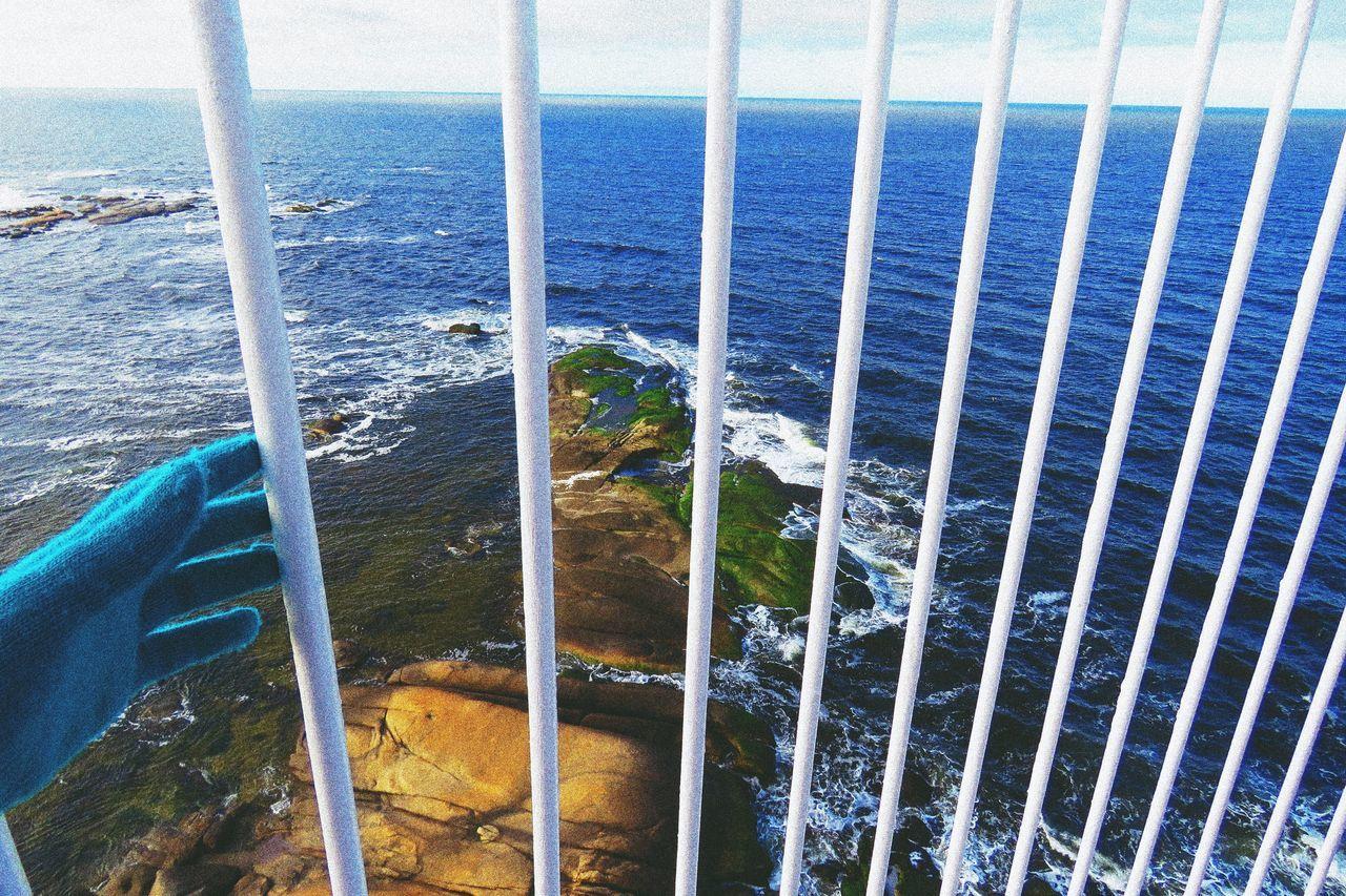 A Bird's Eye View Faro 💈❇ Showcase July Sea Altura Paisaje Natural Beautiful Paisaje Photography Pic Holidays Punta Del Este