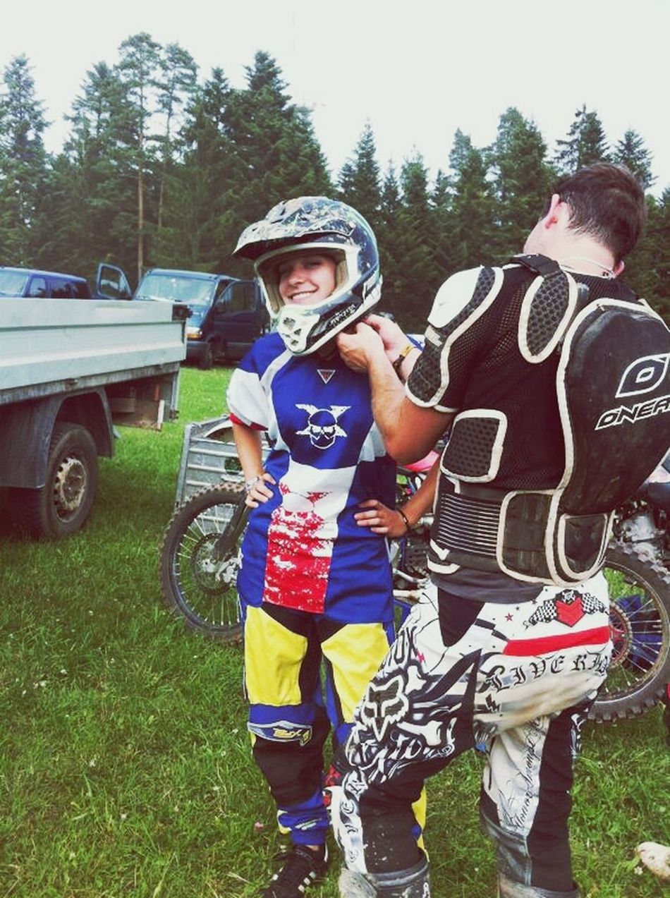 Two years ago.. Miss this time! Motocross Outfit That's Me Check This Out