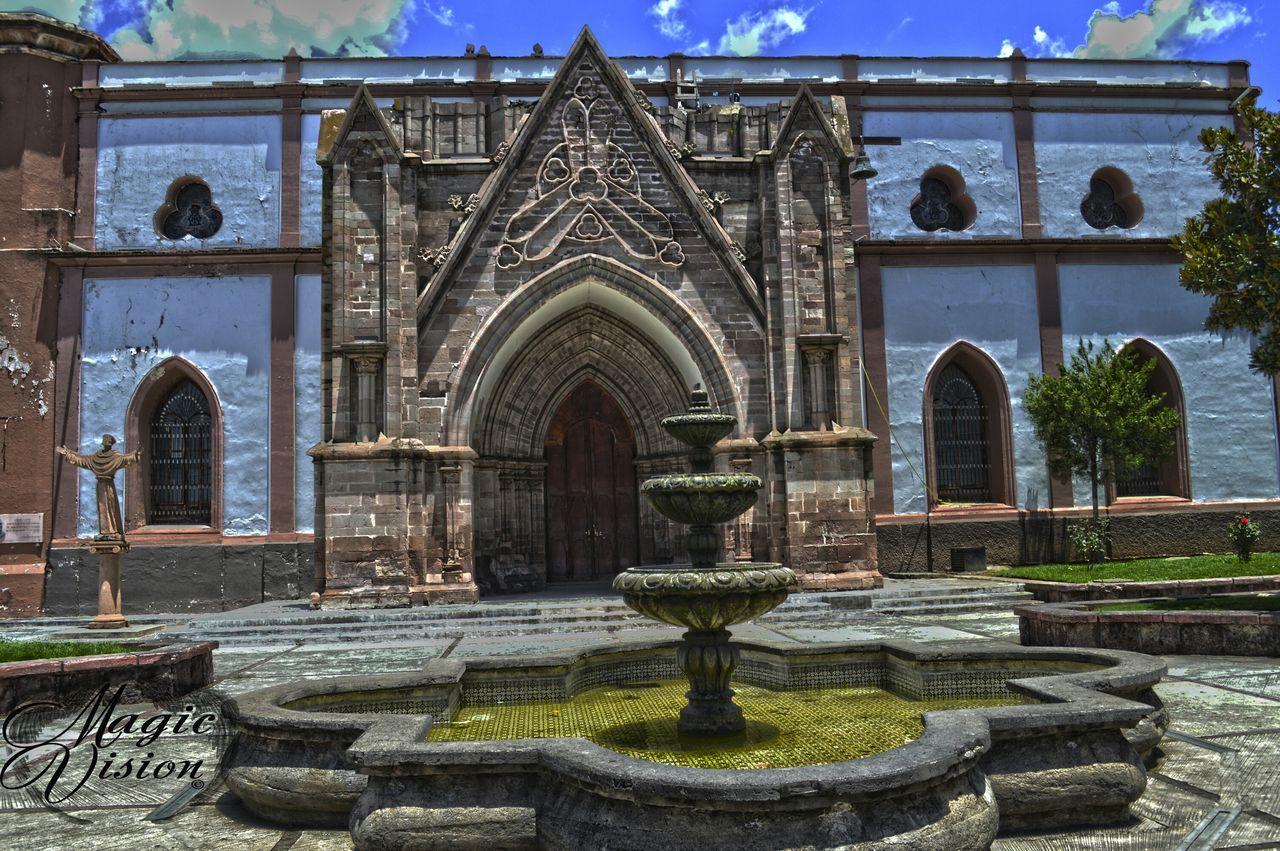 Arquitecture HDR Temple Secta Symbol Religious Architecture
