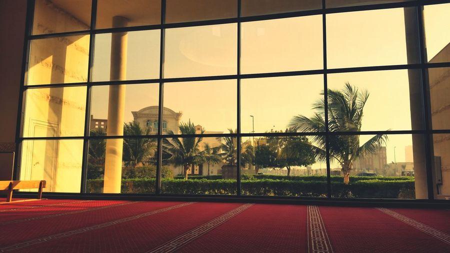 Al-azeez's mosque.. nice place (: