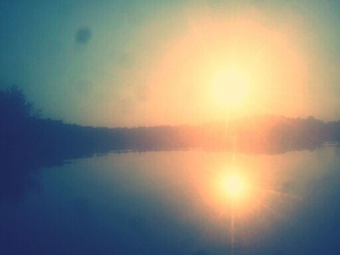 Sea And Sky Sunset #sun #clouds #skylovers #sky #nature #beautifulinnature #naturalbeauty #photography #landscape
