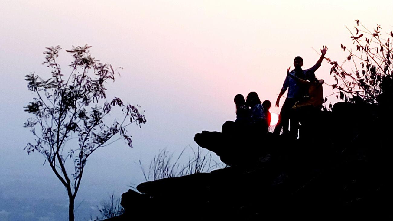an evening at the hills.. First Eyeem Photo