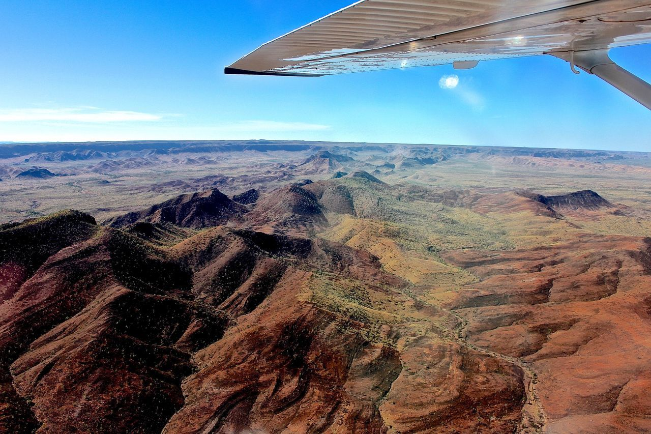 Beautiful stock photos of australia, Air Vehicle, Aircraft Wing, Airplane, Beauty In Nature