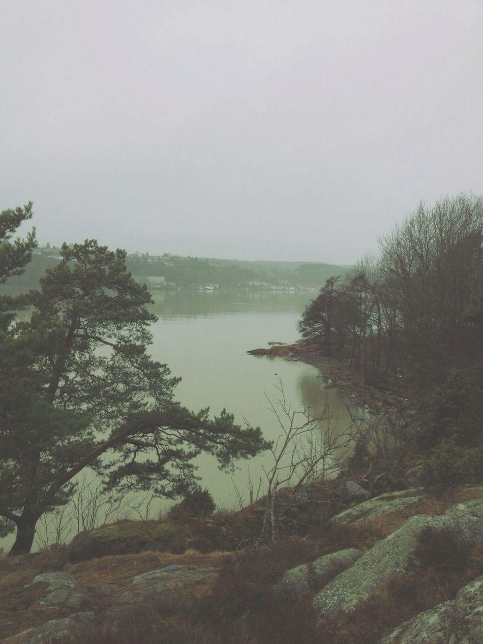 Seaside Exploring Vestfold Hiking