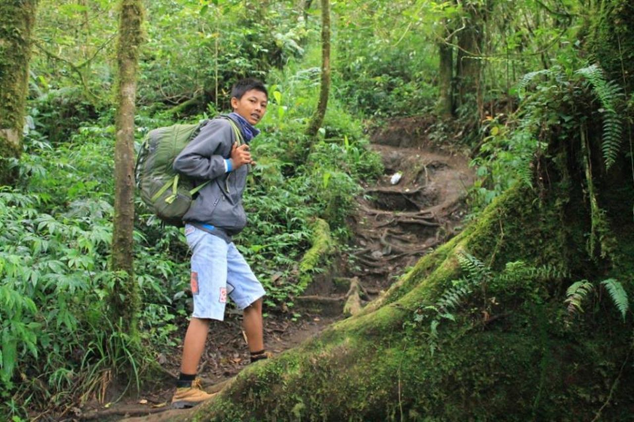 Bawaturunsampah Ciremai's Mountain  Gogreen INDONESIA Jawabarat Majalengka Mountain Outdoor Photography