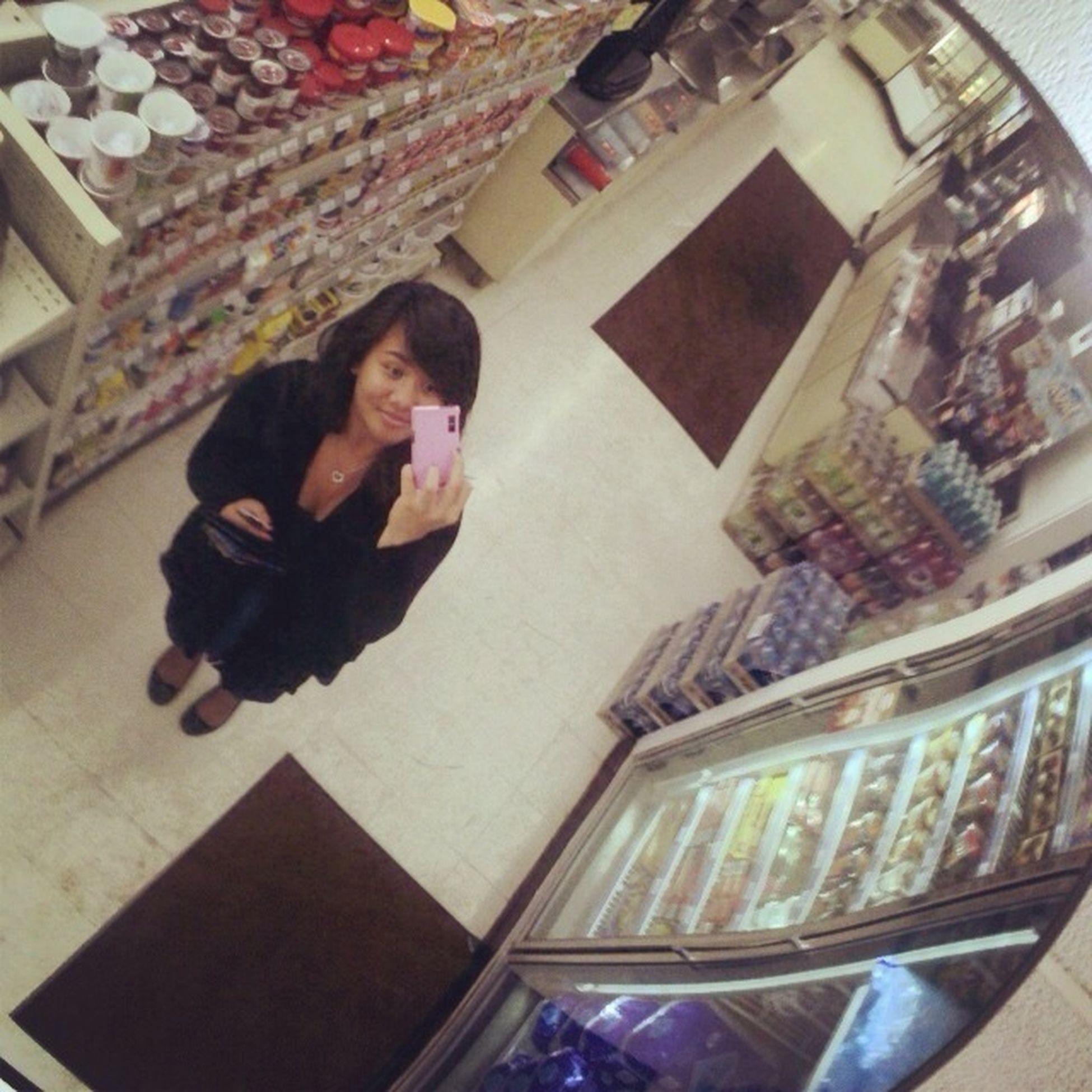 Being weird x)