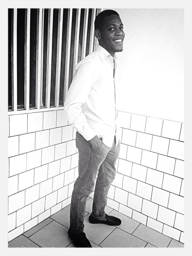 Black And White Street Fashion That's Me Smile Monday