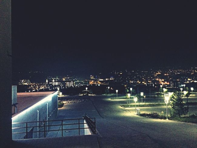 Night Night Lights City Karabuk