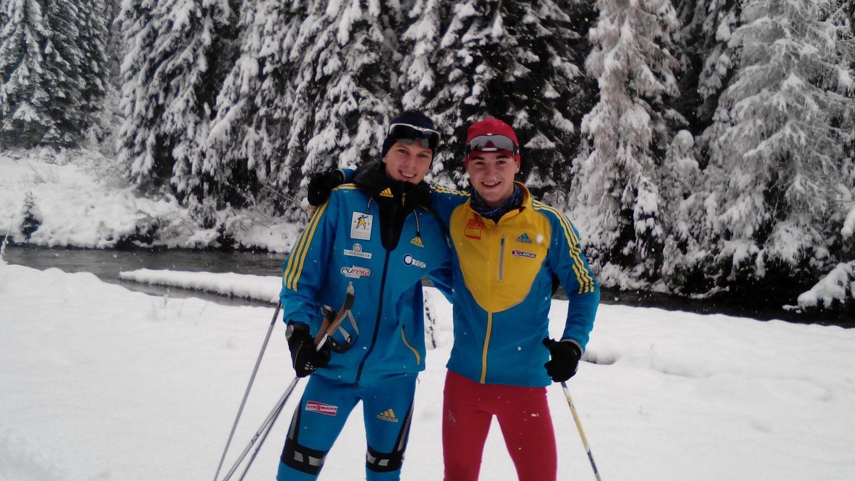 Obertillach Skitrack Adidas Biathlon