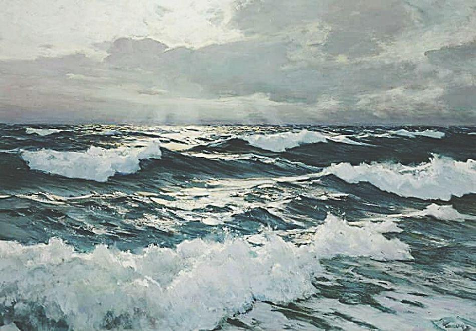 Untamed Sea