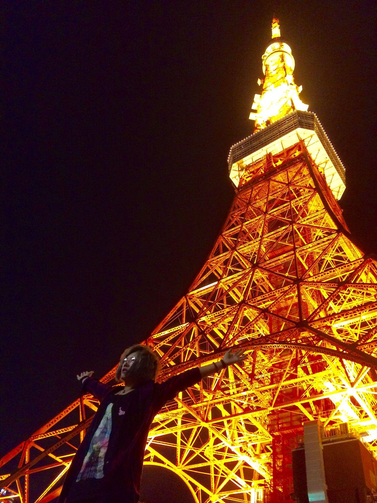 日本 Photo AiruHino City 東京 Japan Beautiful View Tokyo Japan Photography Tokyo,Japan Nice Goodview Tower Night Photography Tokyo Tower Tokyo Street Photography Like Day Me 東京タワー