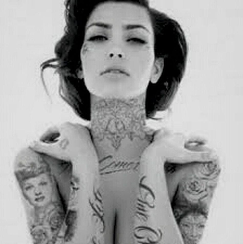 Beauty Kim Kardashian Kim Kardashian Is Gorgeous! Tattoes