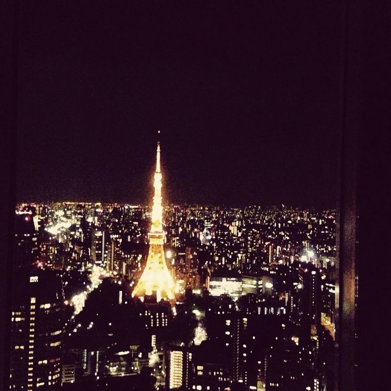 Toranomonhills ANdAZ Tokyo Tokyo Tower Tokyo,Japan