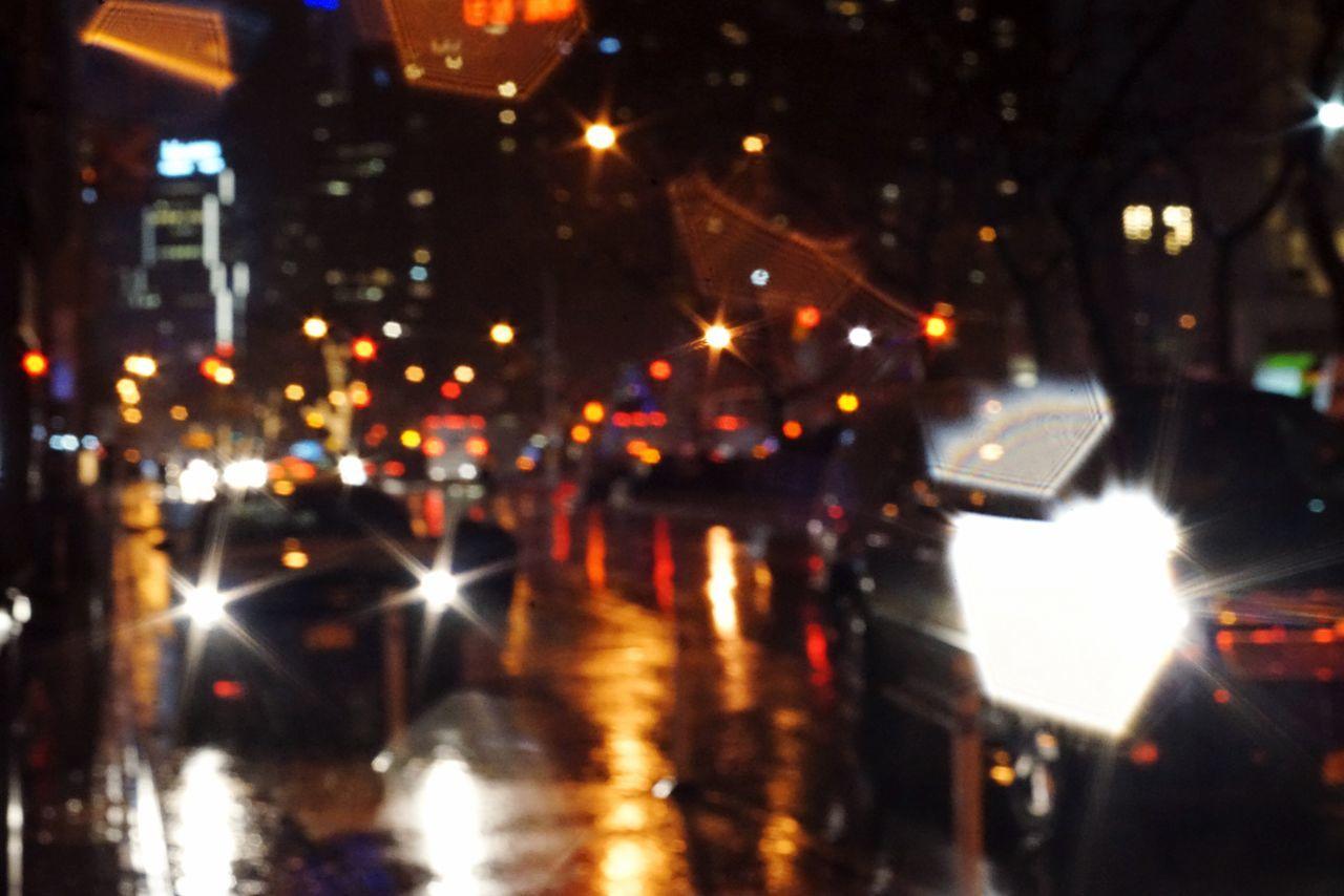 Bokeh City Night Night Photography Night Lights Cityscape Bokeh Photography