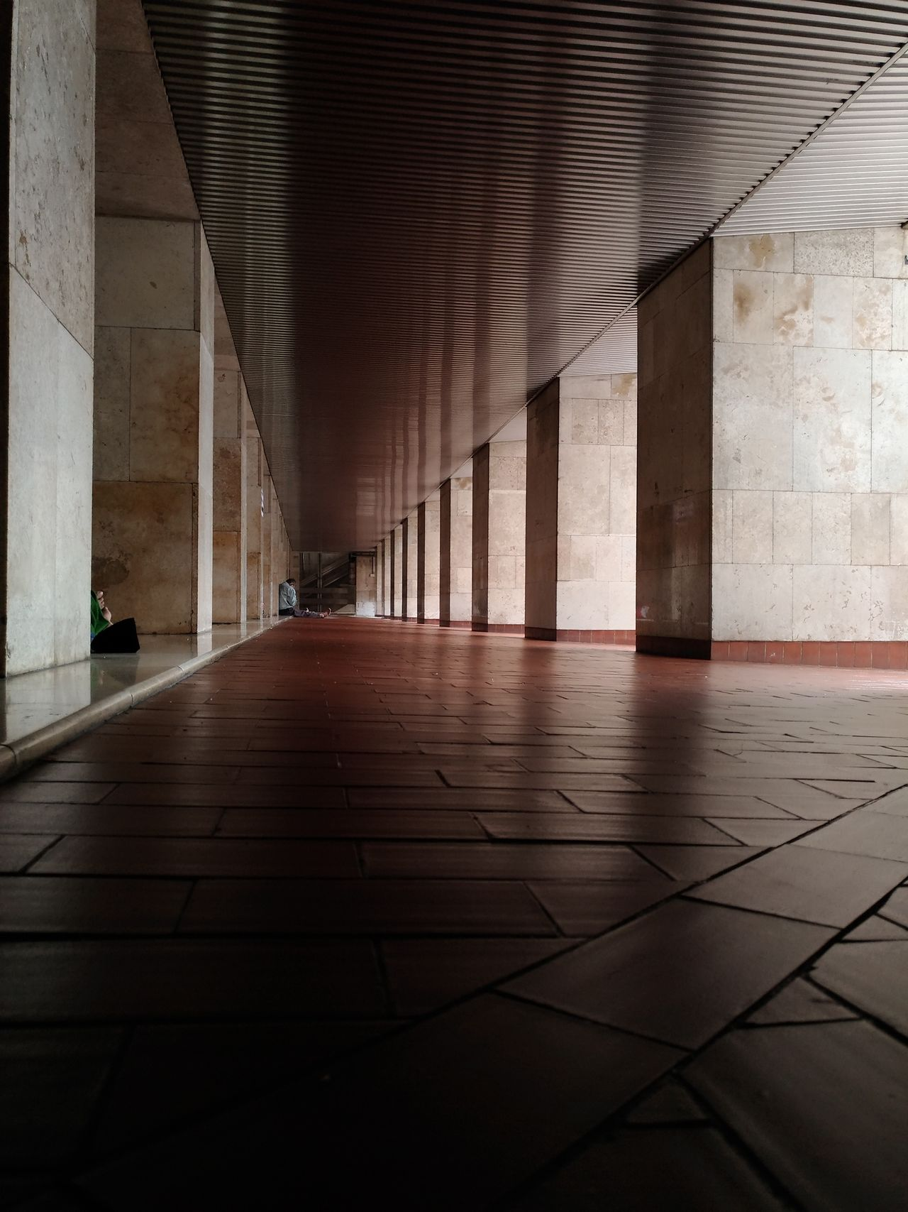 Architecture Built Structure Indoors  Architectural Column Corridor No People Day City Let's Go. Together.