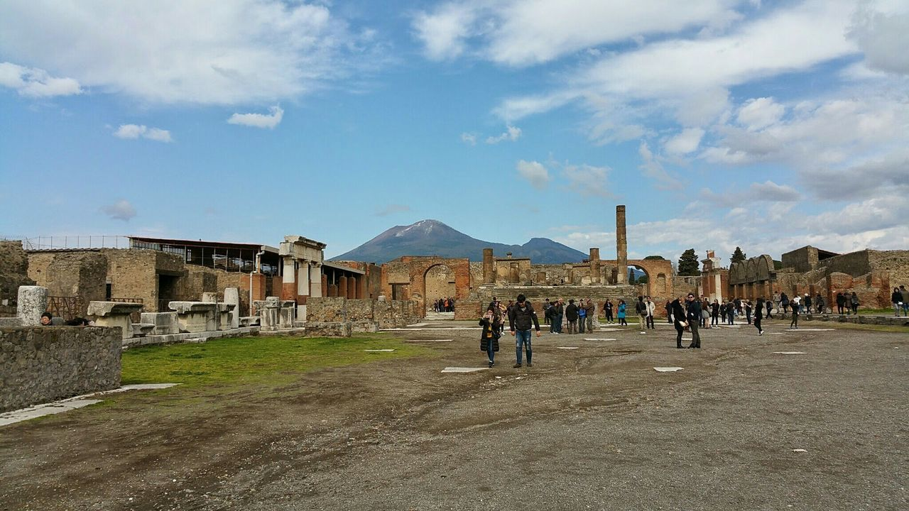 Beautiful stock photos of pompeii, Ancient, Archaeology, Architecture, Building Exterior