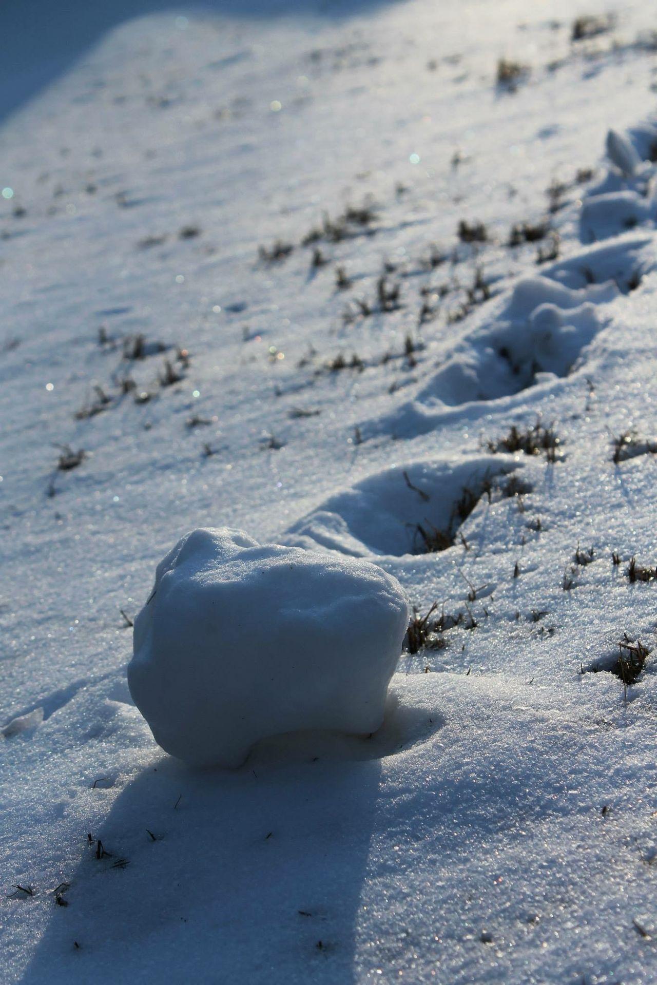 Snowing Snow ❄ Snow Snowball Winter