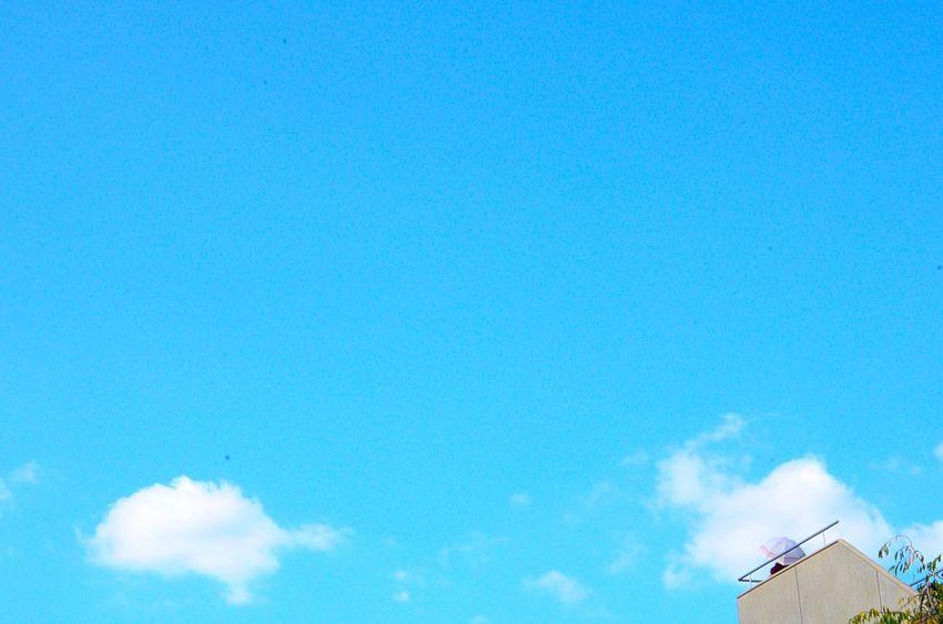 Sky Blue Day Photography EyeEm Best Edits EyeEm Best Shots EyeEm Gallery Exceptional Photographs Mypointofview The Week On EyeEm Landscape EyeEm Best Shots - Landscape Colors Minimalism Cloud - Sky