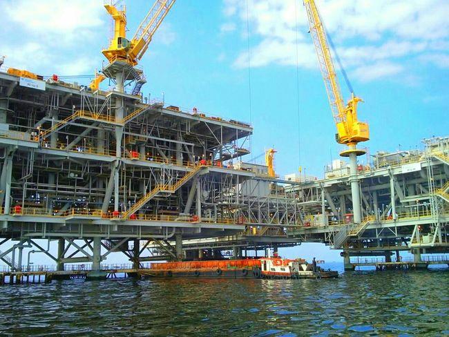 Oilfield Working Venezuela Zulia