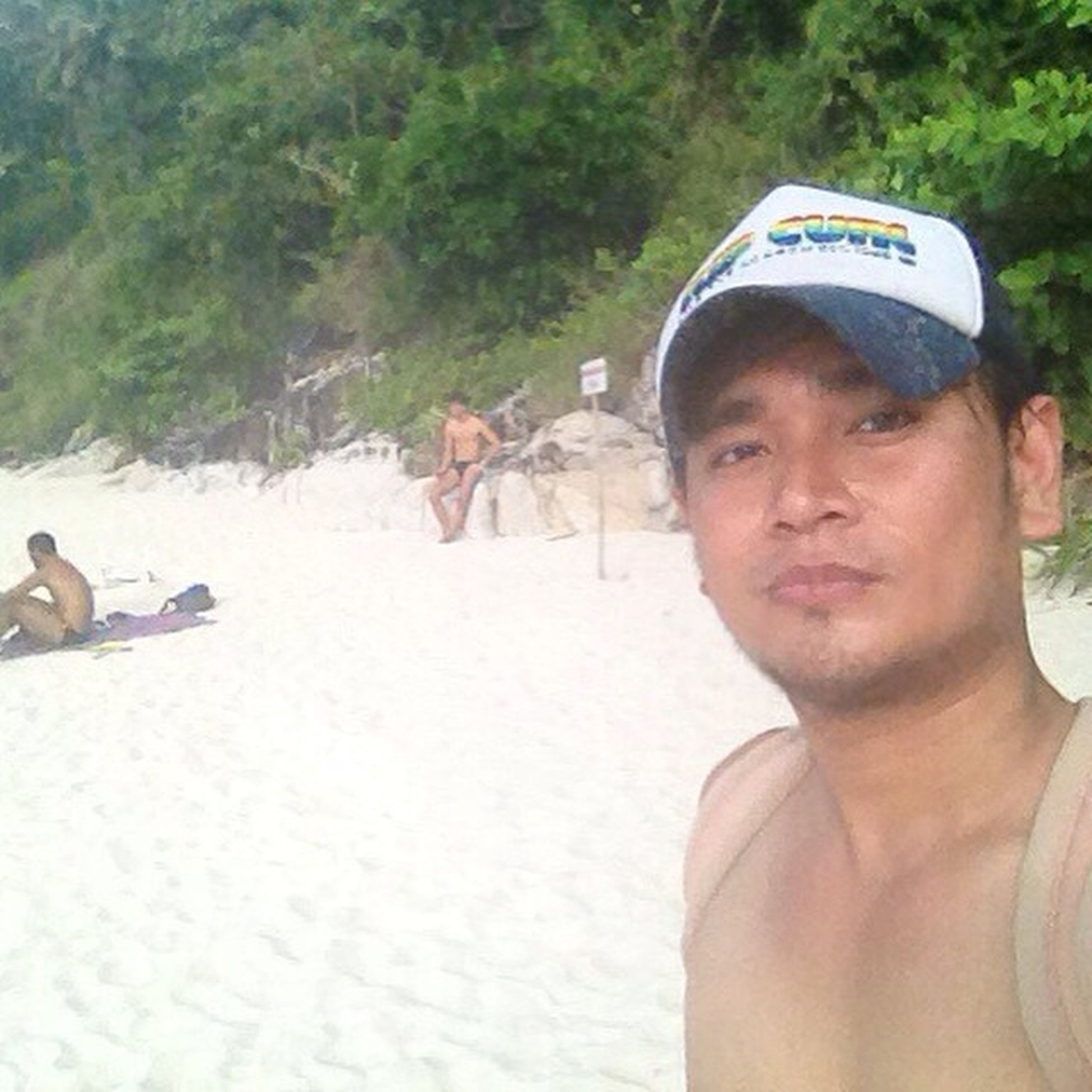 Afternoon at Freedombeach ...