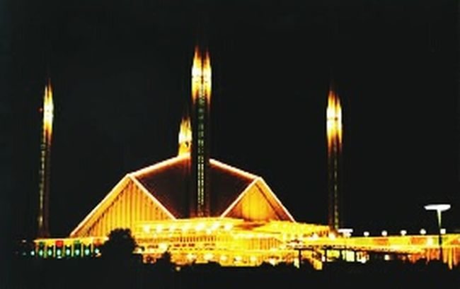 FaisalMasjid Islamabad Adventure Time