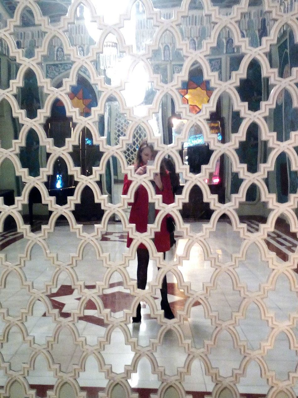 Mirrorselfie Mirror Tbilisiopera Pattern Architecture Vintage Girlalone Red Backgrounds Textured  Full Frame Tbilisiforyou Tbilisi Loves You Tbilisilovesyou Tbilisiphoto Tbilisi Georgia Opéra Tbilisi Night Architecture Blondehairdontcare Women One Woman Only One Person