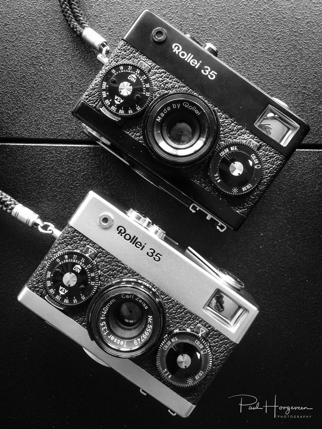 Rollei 35 & 35s Advertising Arts Culture And Entertainment B&w Blackandwhite Bw Camera Camera - Photographic Equipment Close-up Electronics Industry Gear High Angle View Indoors  Monochrome No People Old-fashioned Photography Themes Product Photography Retro Styled Rollei Rollei35 Rollei35s Single Object Still Life Technology Vintage