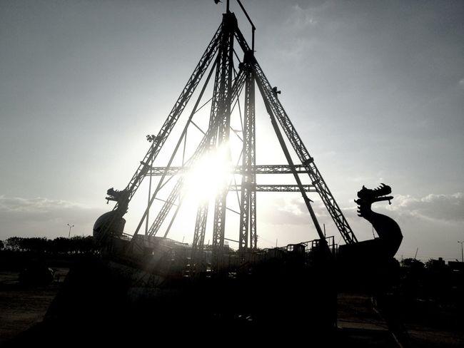 Nice Dragon Ship