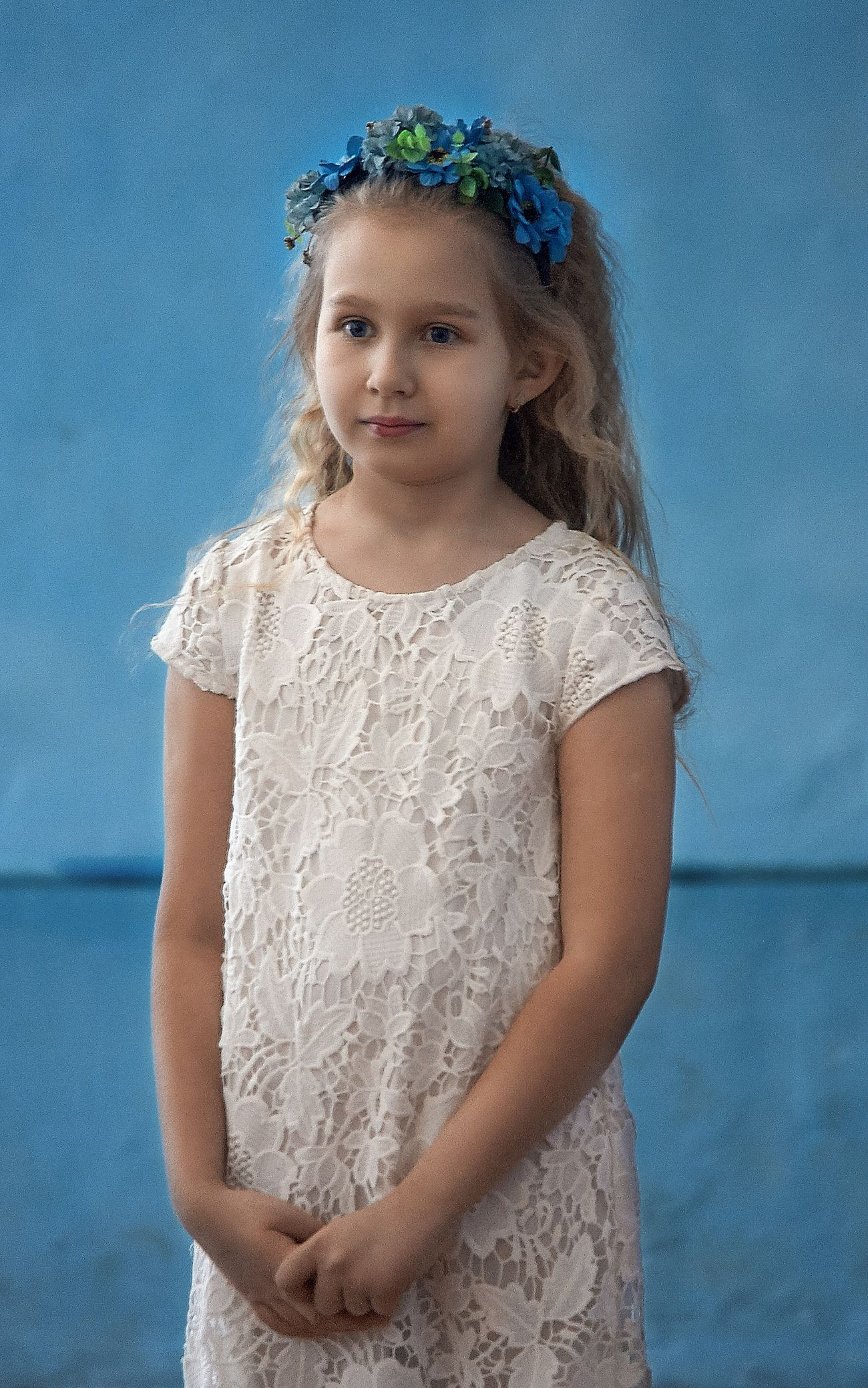 Little angel Russia Portraits Moment Work Childhood Looking At Camera Portrait Children Only One Girl Only Front View Tiara Adult Child EyeEm Best Shots Portrait Photography