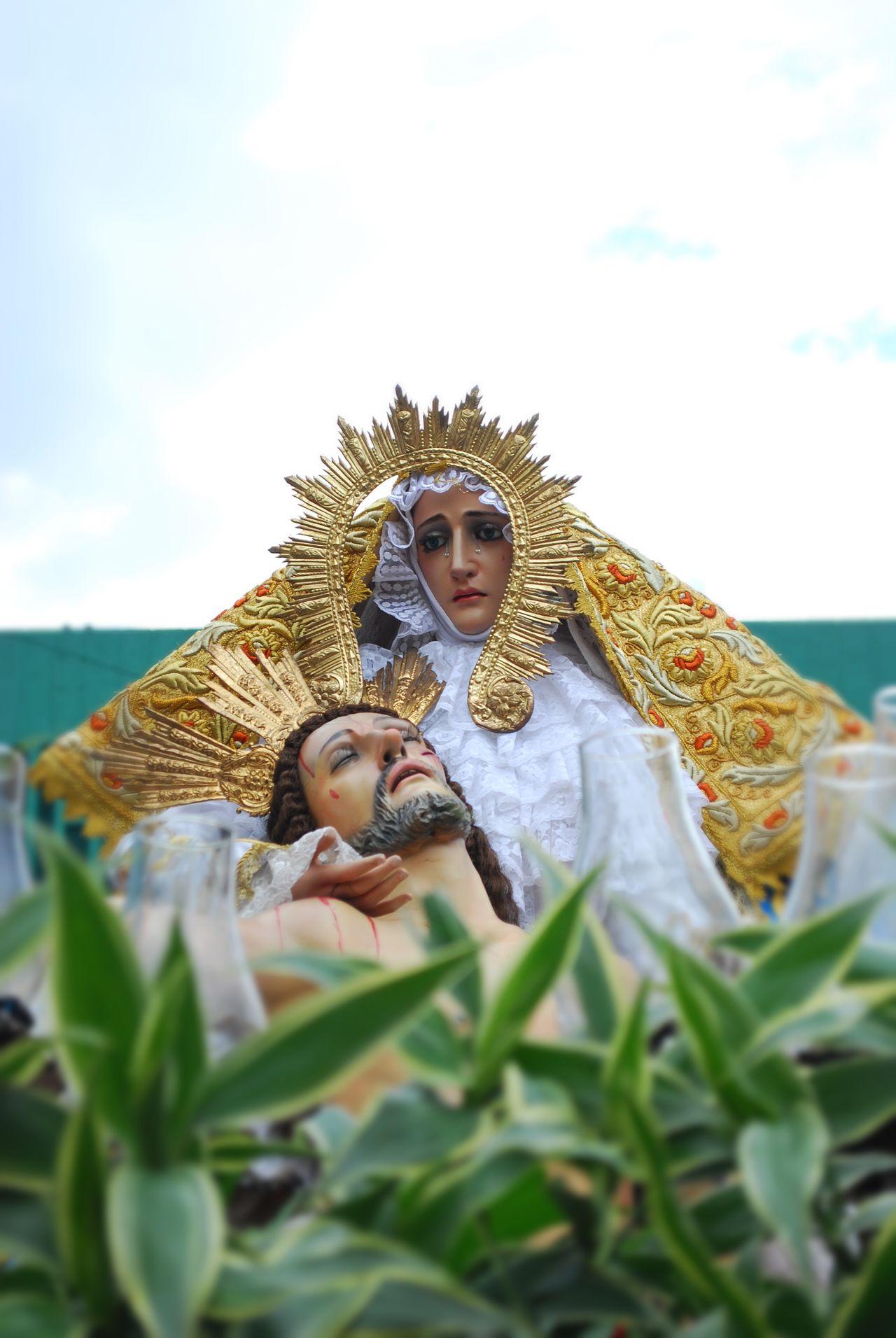 Belief Cultures Holy Week Lentenseason Philippines Religion Sculpture Tradition