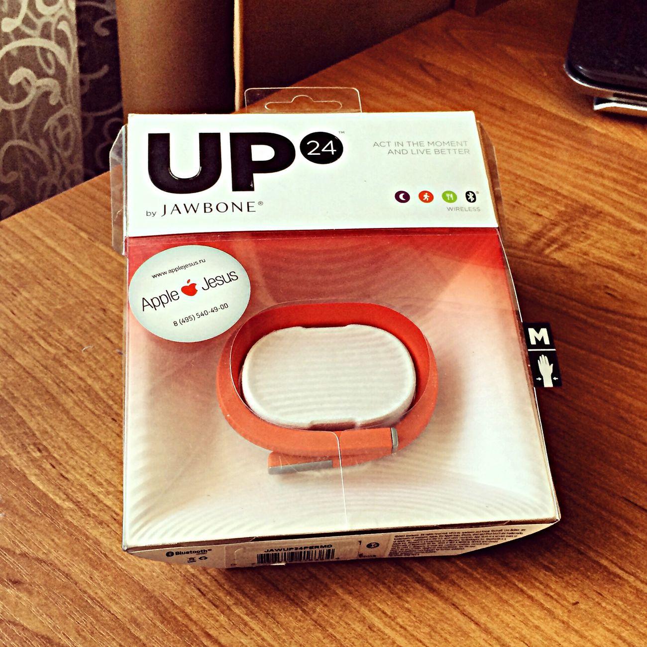 Jawbone Up Bracelet Smart