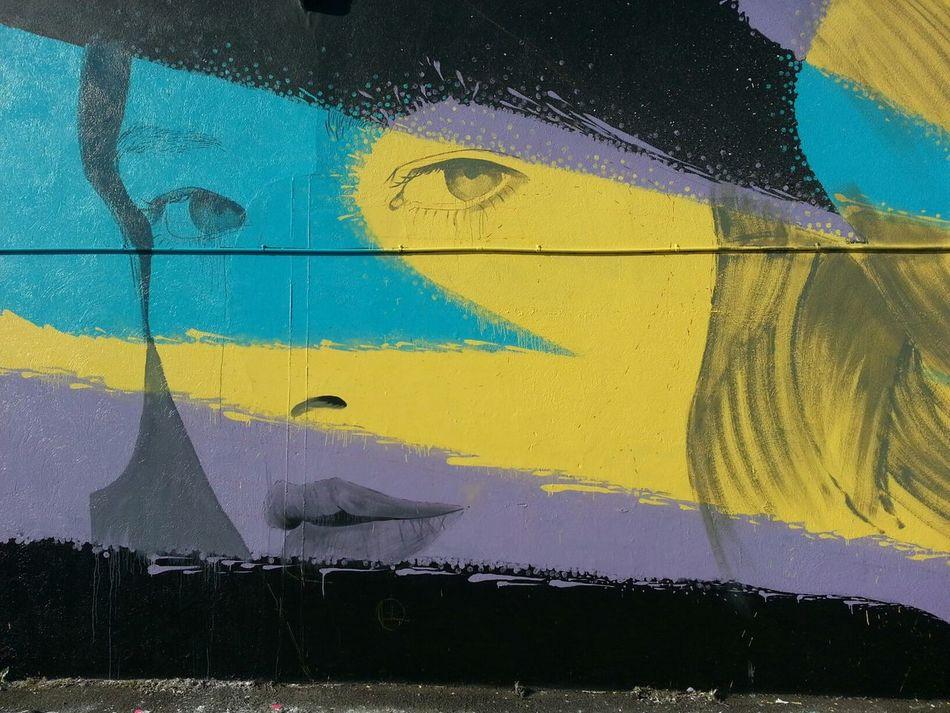 Rone Wonderlust Streetart Graffiti